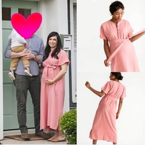 STORQ Maternity Caftan Dress